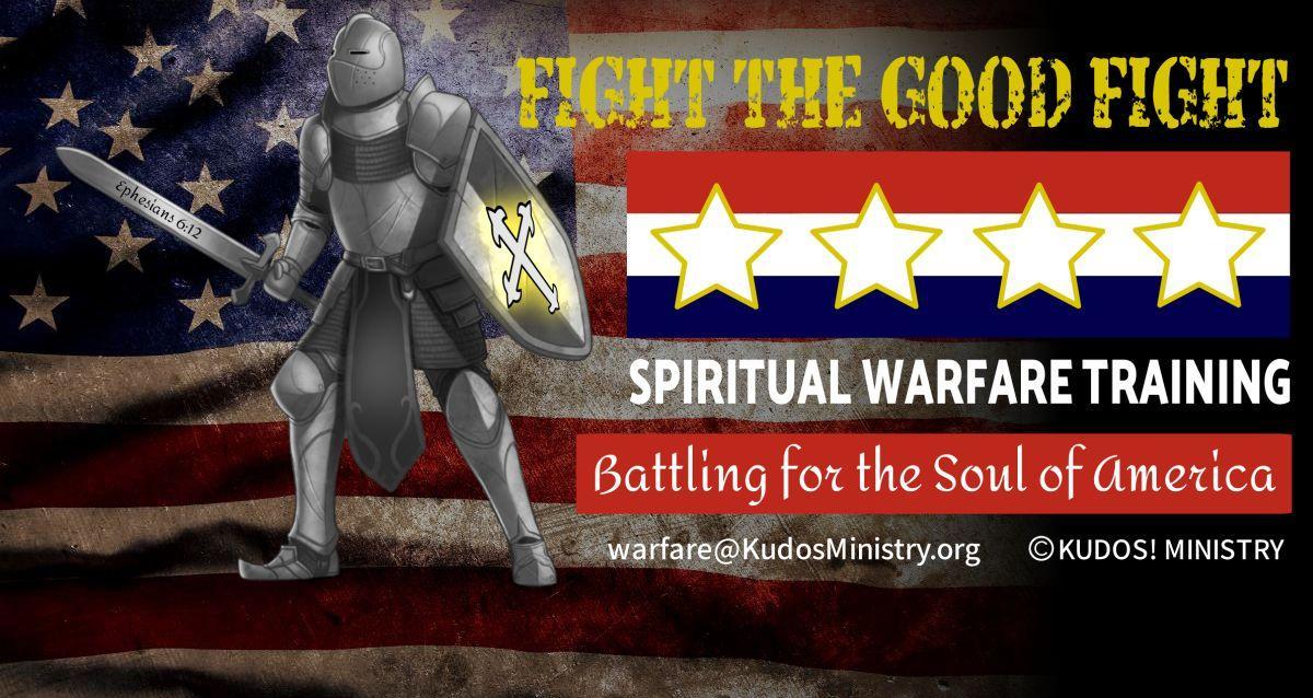 Spiritual Warfare Training Christian Discipleship Training- Kudos! Ministry