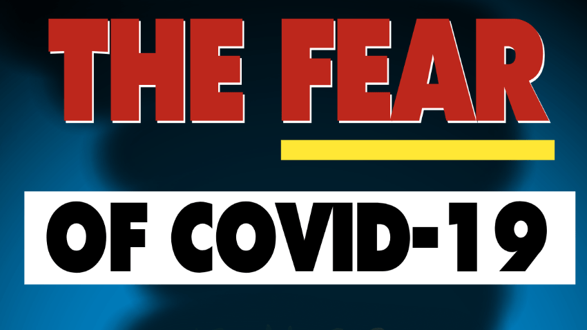 The Fear of COVID-19 - Kudos! Ministry