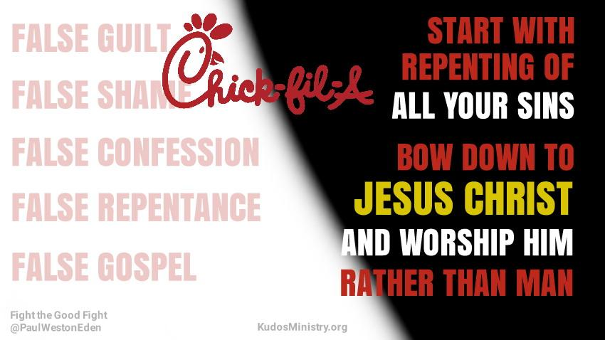 Chic-Fil-A False Guilt