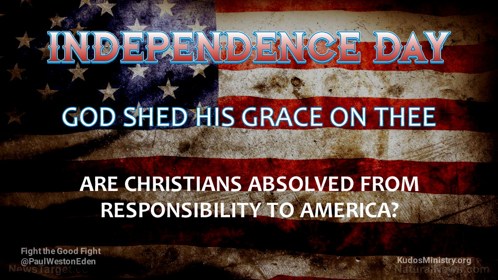 Christians in America - Independence day